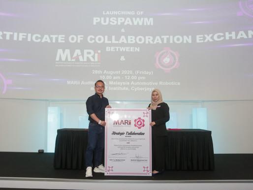 MARii dan PUSPAWM meterai kolaborasi strategik bagi memacu pembangunan usahawan automotif wanita