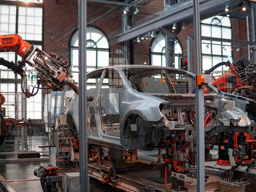 Robots in auto industry: How are they utilised?