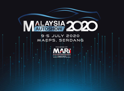 Malaysia Autoshow 2020 postponed to July 2020 due to concerns for COVID-19 virus