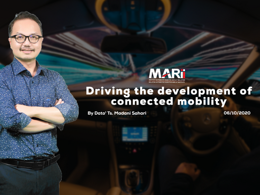 Driving the development of connected mobility