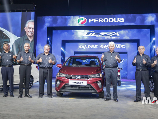 Perodua records highest monthly performance & contributes RM600mil to the local automotive industry