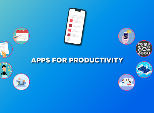 Apps for productivity