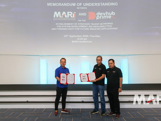 MARii and DEVhub join forces to establish strategic talent network for future industries