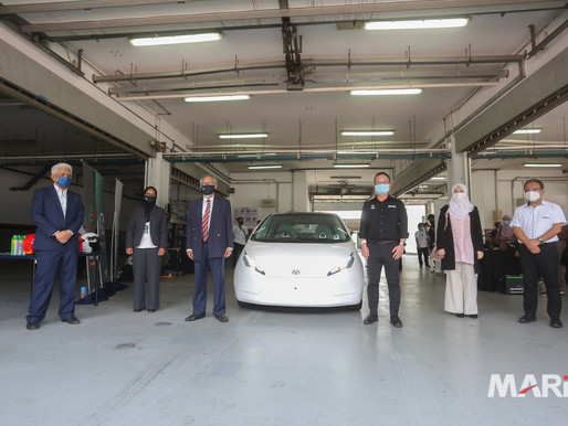 Local EV company EV Innovations signs MoA with MARii to begin homologation process