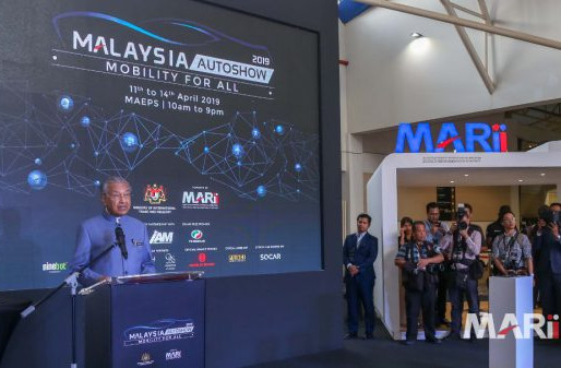 Envisioning Future Mobility at the Malaysia Autoshow 2019
