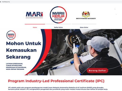 MARii Perkenal MARiiKerja - Platform digital bagi belia memperoleh pekerjaan di industri
