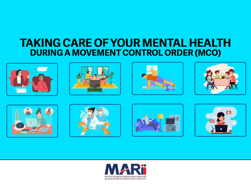 Taking care of mental health