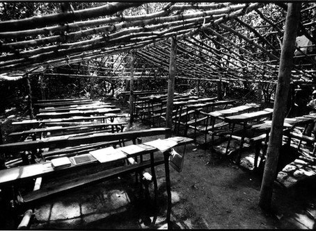 Education Shock. Learning, Politics and Architecture in the Global 1960s and 70s