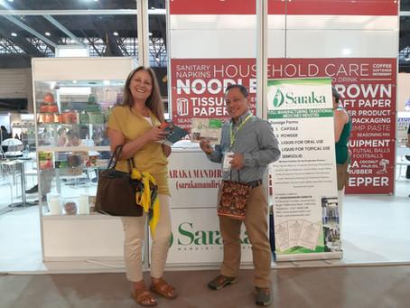 Produk herbal kunyit indonesia sudah mendunia
