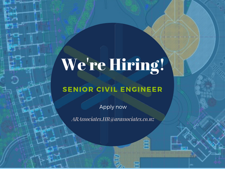 Exciting Opportunity for an Associate / Senior Civil Engineer