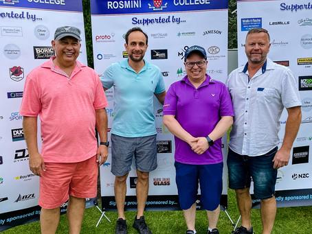 Rosmini College Golf Day 2020
