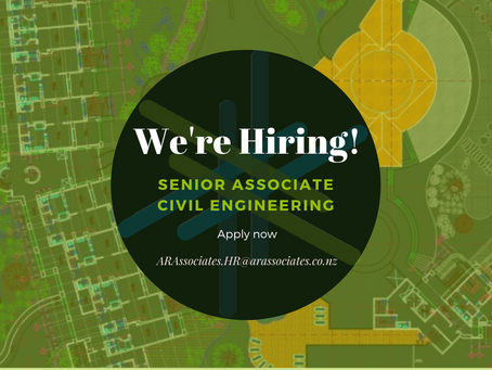 Senior Associate Opportunity!