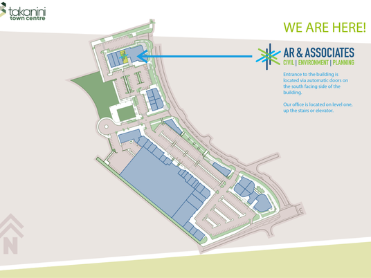 AR & Associates are in Takanini