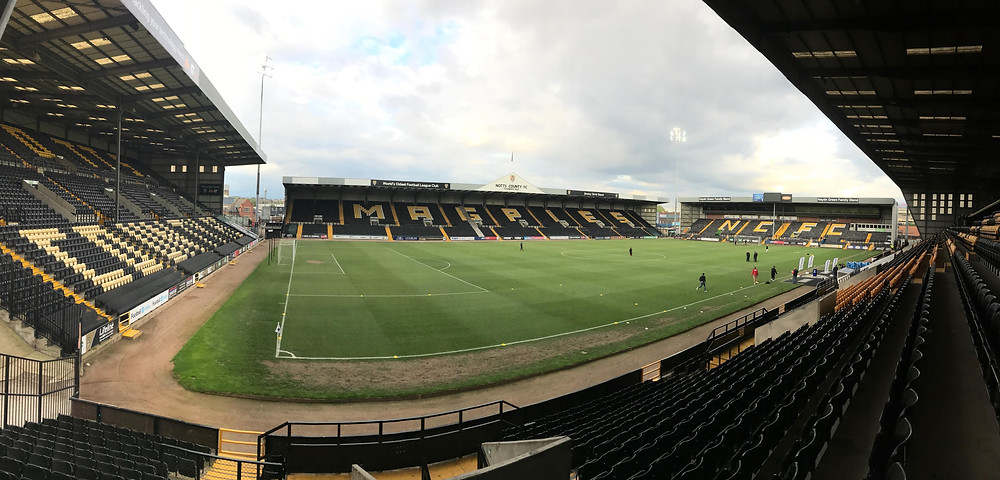 Meadow Lane - Notts County Football Club