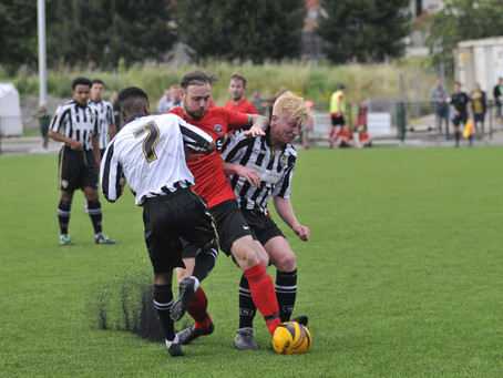 Midlands Based Events Photographer: Eastwood Community Football Club Vs. Notts County Football Club