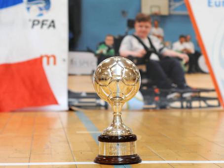 Official European Powerchair Football Association Photographer: Part 4 of Champions Cup - Billund; D