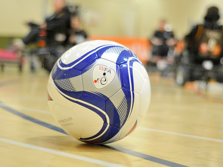 Midlands Based Events Photographer: The Wheelchair Football Association - Muscular Dystrophy UK Prem