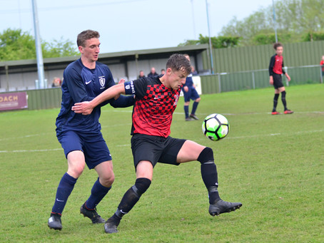 Official Nottinghamshire FA Sports Photographer: Barflys FC Vs. Rempstone FC