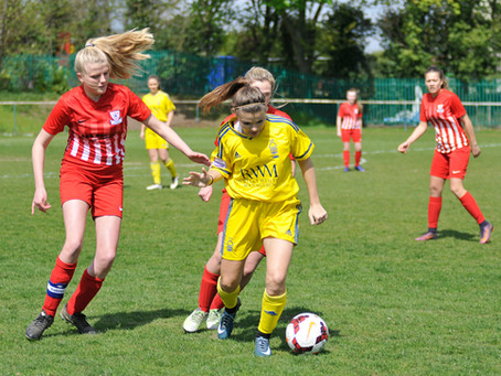 Official Nottinghamshire FA Sports Photographer: Gedling Southbank Ladies FC Vs. Nottingham Forest L