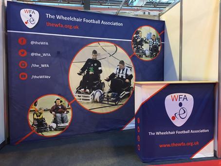 Midlands Based Events Photographer: The Wheelchair Football Association