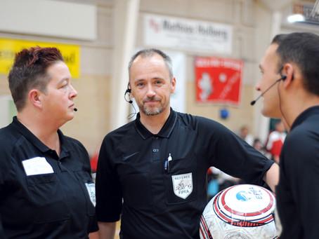 Official European Powerchair Football Association Photographer: Axiwi Promotion