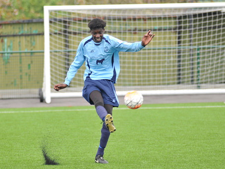 Official Nottinghamshire FA Sports Photographer: Netherfield Boys FC Vs. Underwood Youth FC