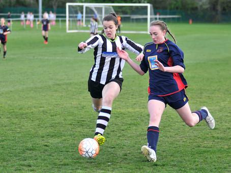 Official Nottinghamshire FA Sports Photographer: Sherwood Ladies FC Vs. Southwell City Ladies FC