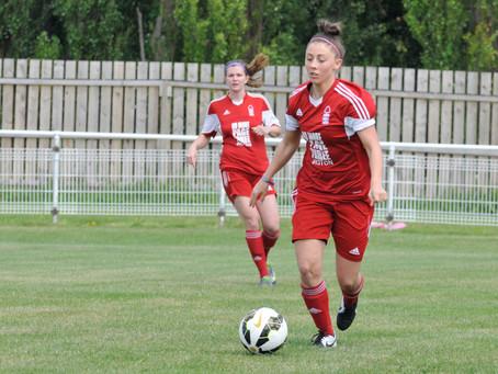 Midlands Based Events Photographer: Nottingham Forest Ladies Football Club Vs. MK Dons Ladies Footba