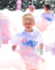 Alexandra Johnson Photography - European Powerchair Football Association - Rainbows Hospice for Children & Young People - Bubble Rush