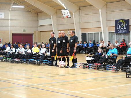 Official European Powerchair Football Association Photographer: Part 2 of Champions Cup - Billund; D