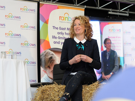 Midlands Based Events Photographer: Rainbows Hospice for Children and Young People - Celebrity Annua