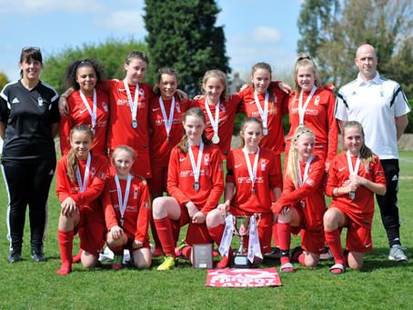 Official Nottinghamshire FA Sports Photographer: Lowdham Colts Ladies FC Vs. Nottingham Forest Ladie