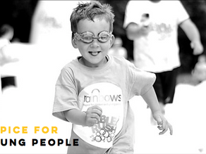 Rainbows Hospice for Children & Young People - Portfolio Page