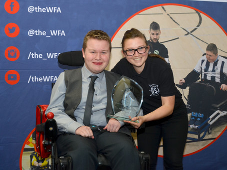Official Nottinghamshire FA Sports Photographer: WFA Awards
