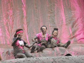 Midlands Based Events Photographer: Pretty Muddy