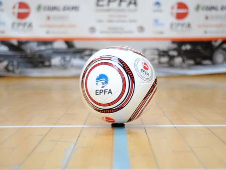 Official European Powerchair Football Association Photographer: Part 1 of Champions Cup - Billund; D