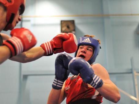 Midlands Based Events Photographer: Fight Night - Farnborough Sports Centre
