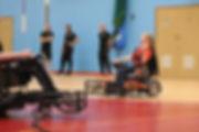 Alexandra Johnson Photography - European Powerchair Football Association