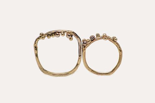 Wedding Rings - Ten