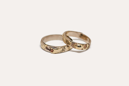 Wedding Rings - Nature