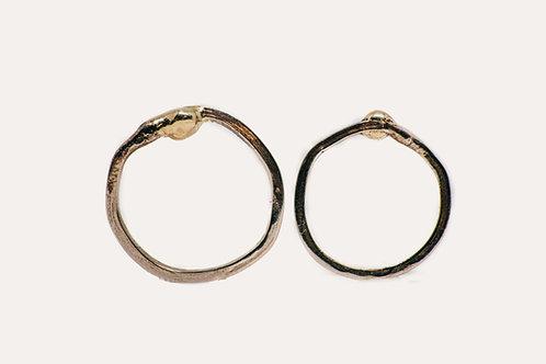 Wedding Rings - Bullet