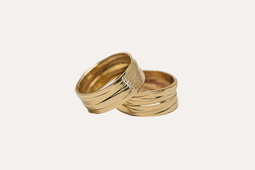 Wedding Rings - Plant
