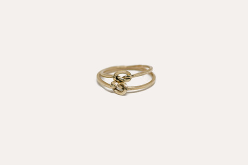 Minimalist Wedding Rings No.2