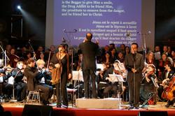 Concert in France