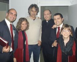 Germany 2008 w/Bocelli
