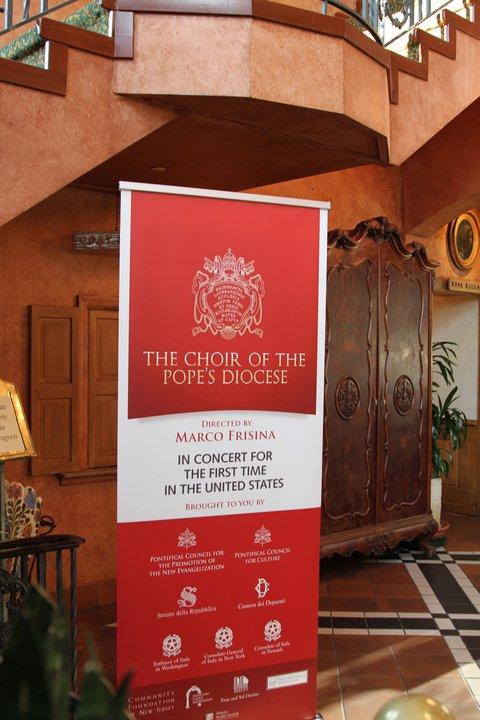 CdR Choir Tour