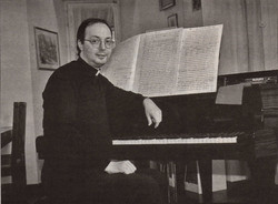 As young composer