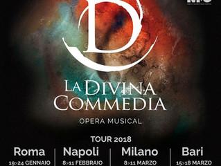 2018 La Divina Commedia Opera Revival