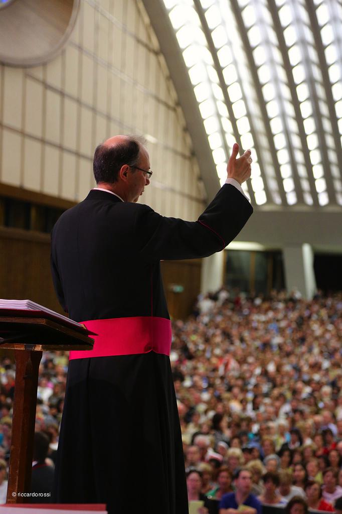 2013 Paul VI Hall, Vatican