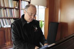Marco Frisina at work